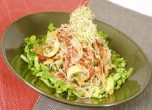 Thai salad Royalty Free Stock Images
