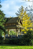 Thai-salo temple in Bad Homburg Stock Photos
