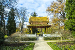 Thai-salo temple in Bad Homburg Stock Photo