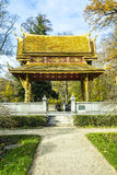 Thai-salo temple in Bad Homburg Royalty Free Stock Images