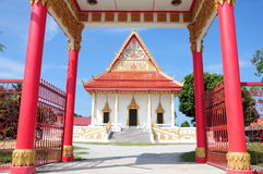 Thai Sanctuary Royalty Free Stock Photo
