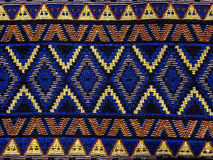 Thai sarong pattern. Stock Photography
