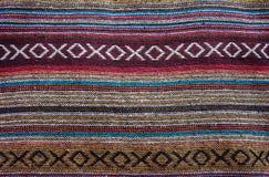 Thai sarong pattern. Stock Image