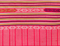 Thai sarong pattern. Royalty Free Stock Image