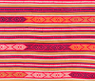 Thai sarong pattern. Stock Image