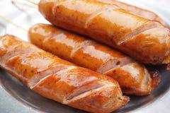 Thai sausage stick Stock Images