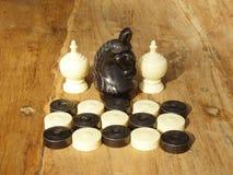 thai schack Royaltyfri Bild