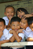 Thai schoolkids Stock Photography