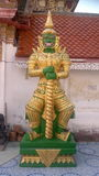 Thai sculpture Royalty Free Stock Photos