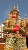 Thai sculpture Royalty Free Stock Image