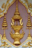 The thai sculpture in thailand Stock Photos