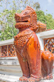 Thai sculpture. Sculpture at trat provice of thailand Royalty Free Stock Photo