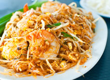 Thai seafood. Stock Image