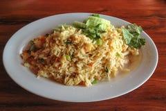 Thai seafood at Samut Sakorn stock images