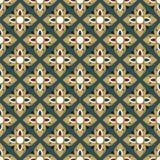 Thai seamless ornament Royalty Free Stock Photos