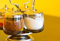 Thai Seasoning Container. Stock Images