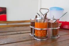 Thai Seasoning. Royalty Free Stock Images