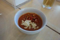 Thai Shabu sauce Royalty Free Stock Image