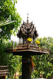 Thai shrine Stock Photos