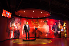 Thai siam found Madame Tussauds Royalty Free Stock Image