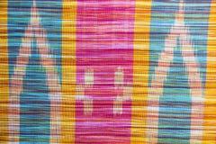 Thai Silk background Royalty Free Stock Photos