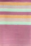 Thai silk background,Pattern of Thailand handmade Stock Image