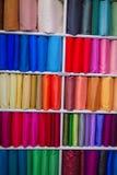 Thai silk Royalty Free Stock Images