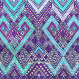 Thai silk fabric pattern Stock Photo