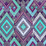 Thai silk fabric pattern Royalty Free Stock Photo