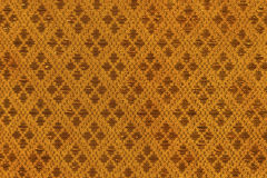Thai silk fabric seamless knit pattern texture background. Royalty Free Stock Photos