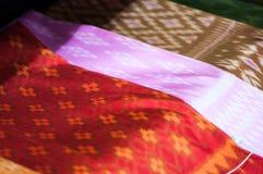 Thai Silk Royalty Free Stock Photos