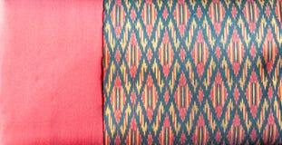 Thai silk Stock Image