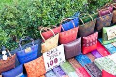 Thai silk otop Stock Images