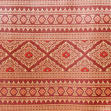 Thai silk texture Stock Photo