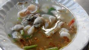 thai skaldjur Fotografering för Bildbyråer