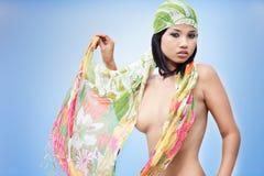 thai skönhet Arkivbild