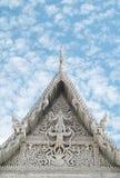 thai skulptur Royaltyfri Bild