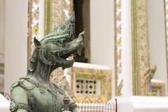 thai skulptur Arkivfoton