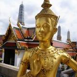 thai skulptur Royaltyfri Foto