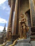 thai slottkunglig person Fotografering för Bildbyråer
