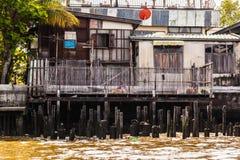 Thai Slum Stock Photography