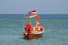 Thai small boat Stock Photos