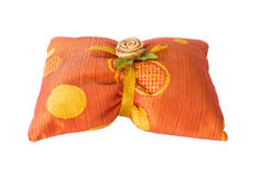 Thai small pillow Royalty Free Stock Photos