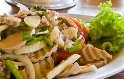 thai smaskigt för kokkonst Arkivfoton