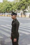 Thai soldier Royalty Free Stock Photography
