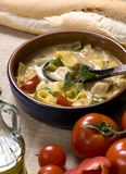 Thai Soup 008 Royalty Free Stock Photo