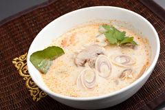 Thai Soup Stock Photography