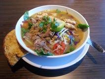 Thai Soup Royalty Free Stock Photos