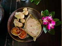 Thai Spa herb. Royalty Free Stock Image