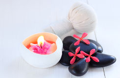 Thai spa and massage. Royalty Free Stock Photography